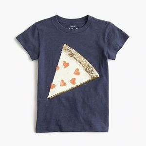 Crewcuts Pizza love tee shirt